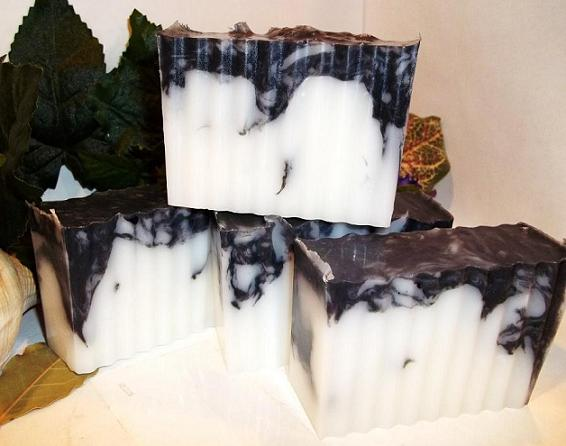 Activated Charcoal Coconut Milk Clarifying Facial Soap-activated charcoal soap, activated charcoal clarifying soap, clarifying soap, charcoal soap, acne soap, facial soap, activated charcoal, coconut milk soap