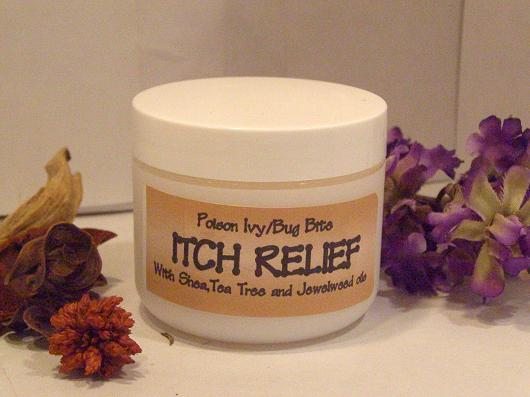 ITCH RELIEF- Jewelweed Poison Ivy /Bug Bite Cream  2oz-itch relief, jewelweed cream, jewelweed, itch cream, poison ivy relief, poison ivy cream, anti-itch cream, poison ivy cream, itch cream, itch